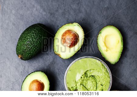 Avocado Spread. Avocado Pasta. Guacamole