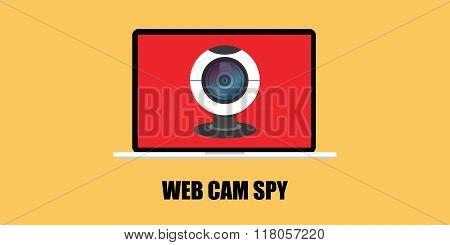 webcam web cam computer pc laptop spy