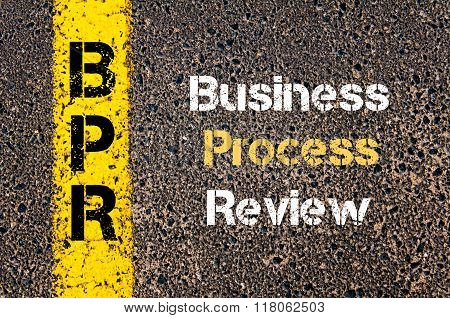 Business Acronym Bpr Business Process Review
