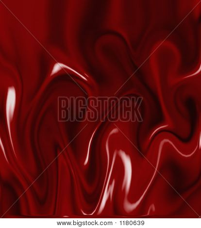 Flowing Red
