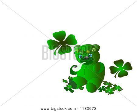 Leprachaun Teddy