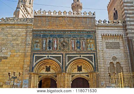 The Bab Al-muzainin
