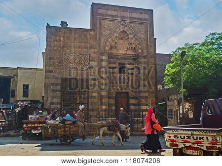 Bab Zuweila gates