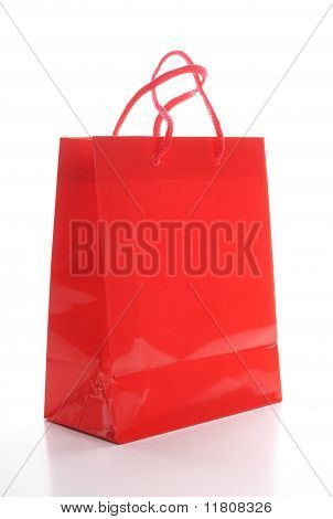 Borsa Shopping rossa