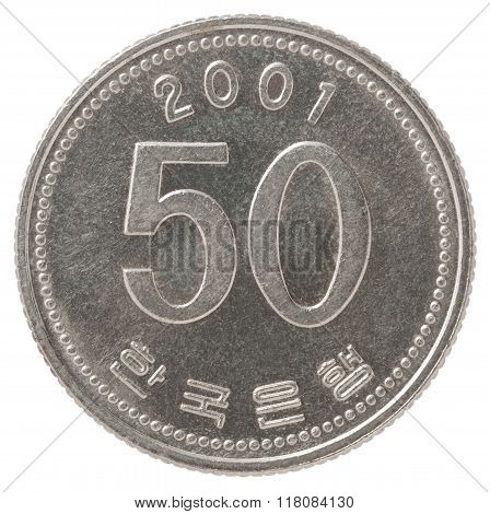 Coin Korea Won