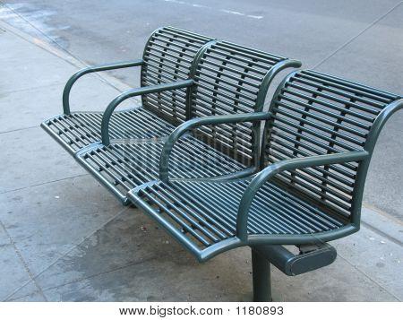 Green City Bench
