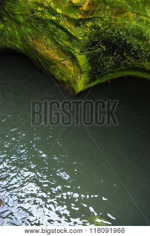 Killarney Glen waterfall