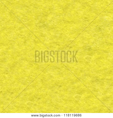 Yellow Viscose polyester cloth - seamless texture