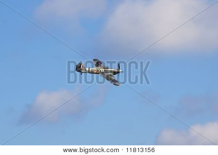 Hawker Hurricane fighter plane