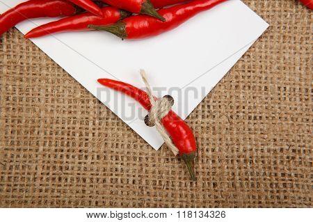 Chili Price-list Label