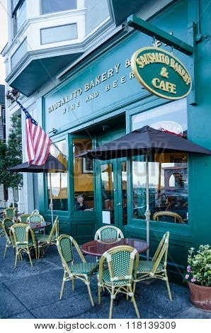 Sausalito Bakery and Café
