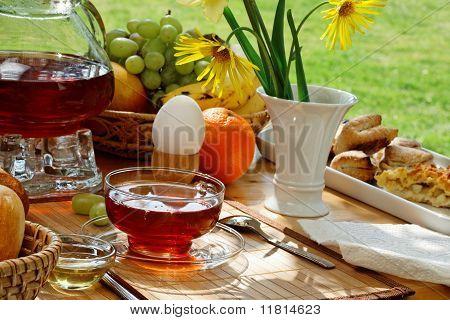 Breakfast Tea.