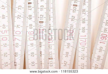 Carpenter Ruler Vintage