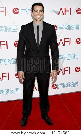 Jesse Metcalfe at the 37th Annual AFI LIfetime Achievement Awards held at the Sony Pictures Studios, California, United States on June 11, 2009.