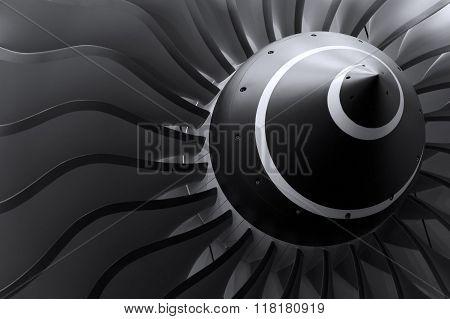 Jet engine blades