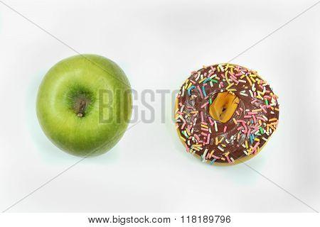 Sweet Food Choice