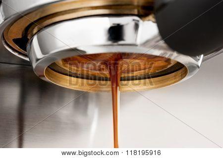 Espresso Coffee Extraction