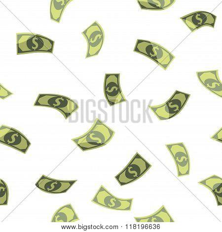 dollars background seamless texture
