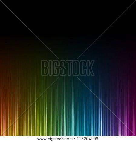 Rainbow Gradient Equalizer