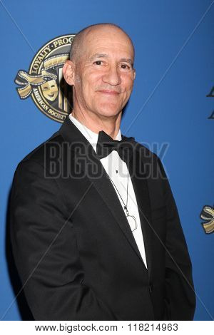 LOS ANGELES - FEB 14:  Roberto Schaefer at the 2016 American Society of Cinematographers Awards at the Century Plaza Hotel on February 14, 2016 in Century City, CA