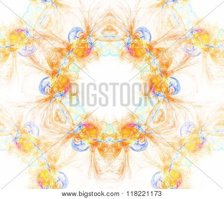 Seamless Colorful Pattern Or Background