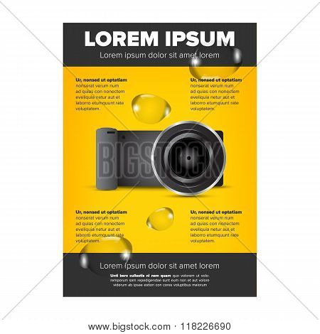 Vertical leaflet design