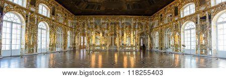 Interior Of Catherine Palace