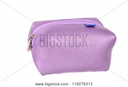 Lavander Cosmetics Bag