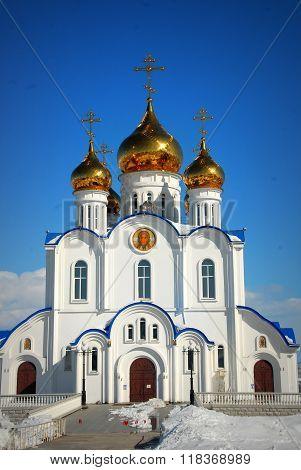 Petropavlovsk-Kamchatsky, Russia.