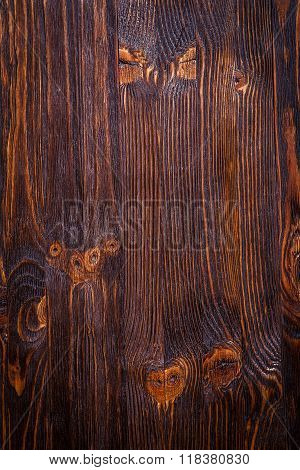 Dark Wood Use As Natural Background