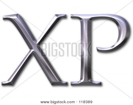 The Letters XP