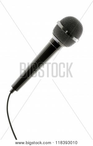 Dynamic Microphone, Clipping Path