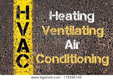 Business Acronym Hvac