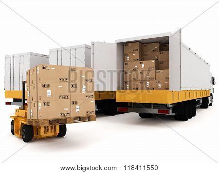 Prepare shipping