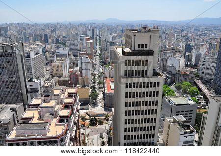 Sao Paulo Cityline, Brazil