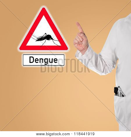 Doctor Warns Of Dengue