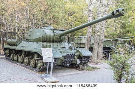 Heavy Tank Is-2 Sample 1943