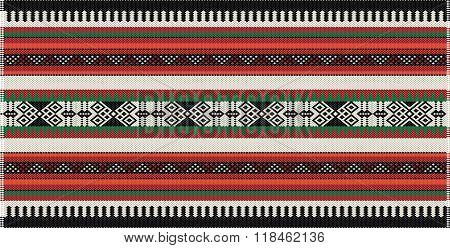 Arabian Sadu Pattern