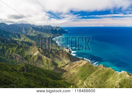 Anaga Mountains View, Tenerife