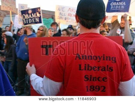 Annoying Liberals