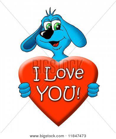 Valentine Doggy