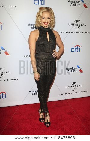 LOS ANGELES - FEB 15:  Amy Paffrath at the Universal Music Group's 2016 Grammy After Party at the Ace Hotel on February 15, 2016 in Los Angeles, CA