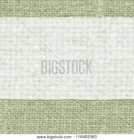 Textile Weft, Fabric Decoration, Green Canvas, Threaded Material, Swatch Background