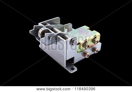 24V Solenoid Actuator  Isolated