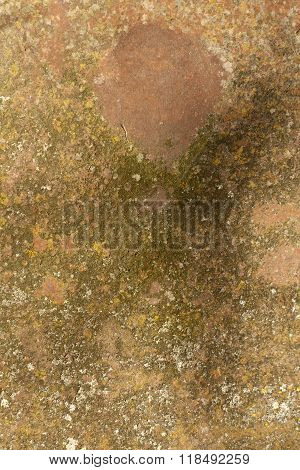 Metal Wall Texture.