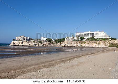 Beach In Muscat, Oman