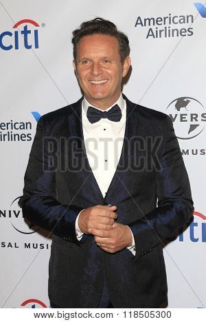 LOS ANGELES - FEB 15:  Mark Burnett at the Universal Music Group's 2016 Grammy After Party at the Ace Hotel on February 15, 2016 in Los Angeles, CA