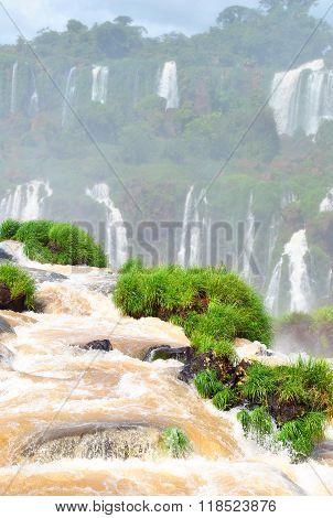 Falls in Brazil