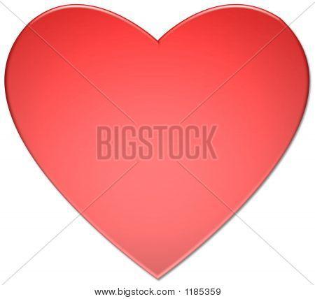 Blankredheart