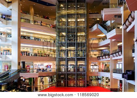 Big Shopping Centre In Jakarta